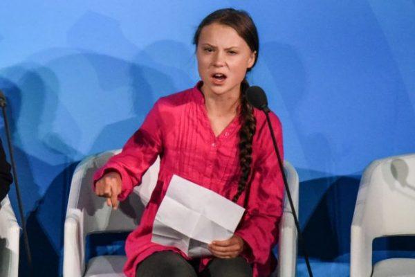 Greta Thunberg elegánsan oltotta le Donald Trumpot