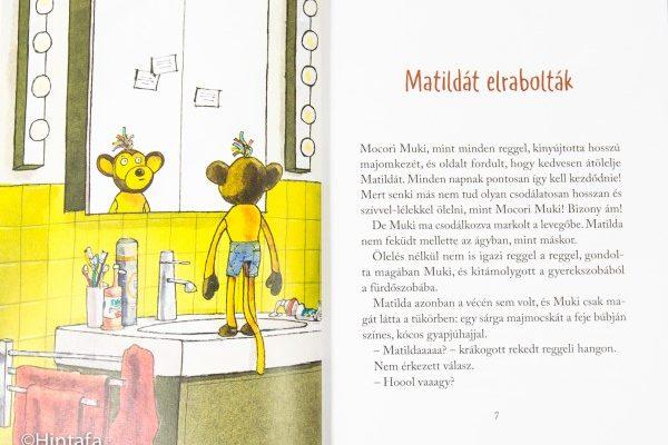 Oliver Scherz: Mentsük meg Matildát!