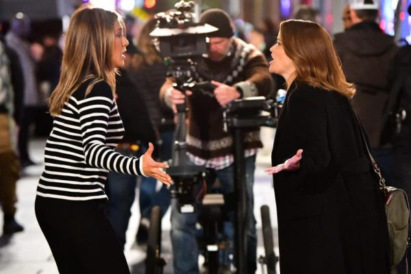 Reese Witherspoon és Jennifer Aniston barátsága a gyerekkel kezdődött