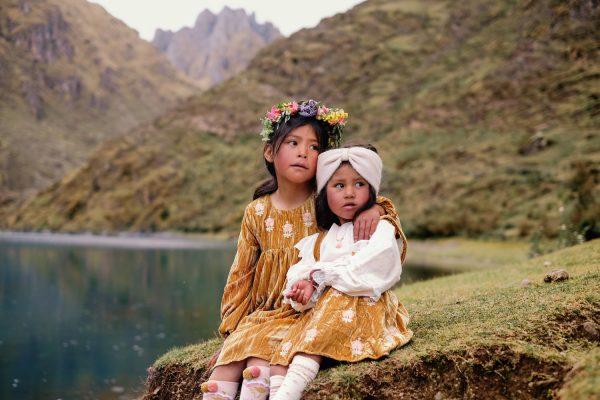 Inkák nyomában - Divat gyerekeknek