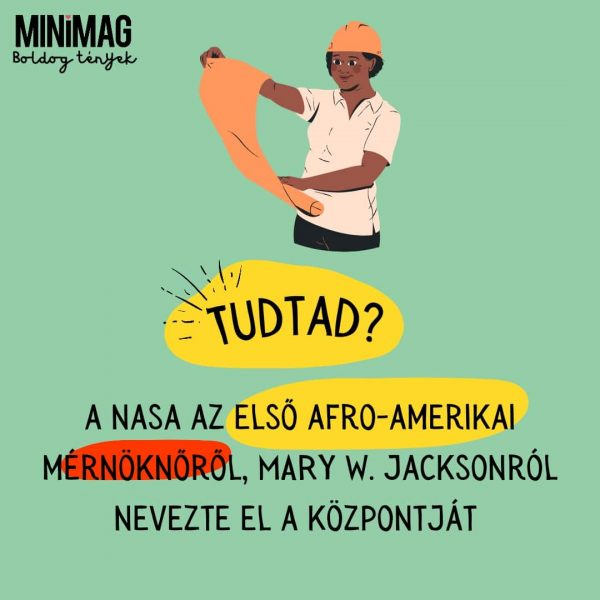 Mary Jackson nasa minimag