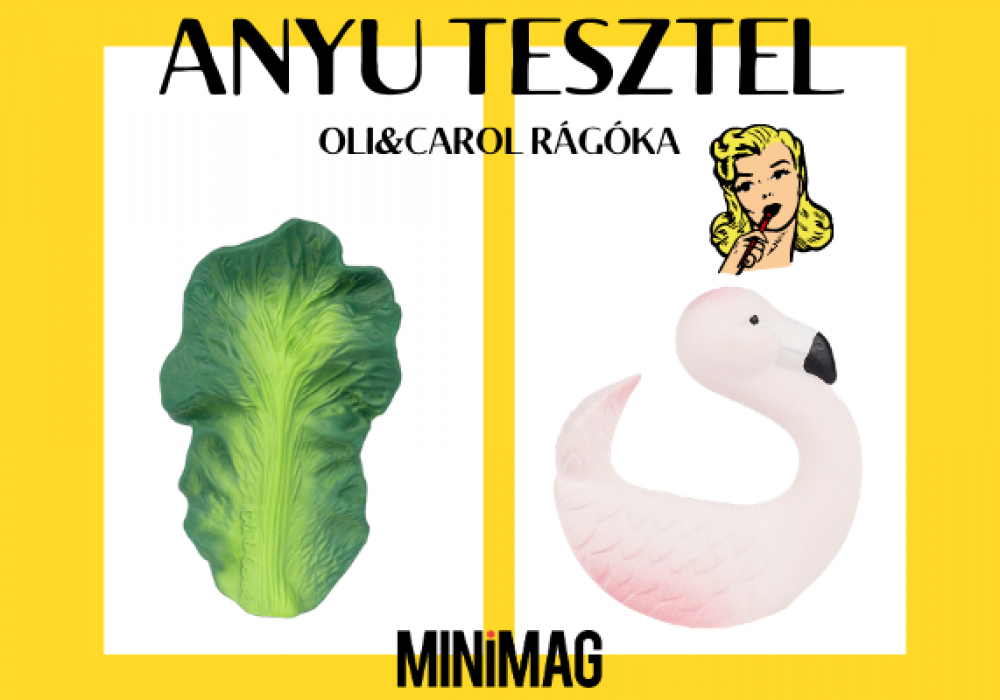 KIPRÓBÁLTUK AZ OLI & CAROL RÁGOKAT