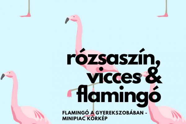 rózsaszín, vicces & flamingó (1)