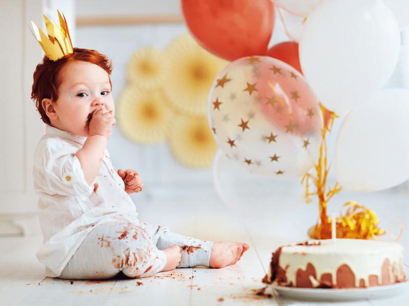 Torták az első születésnapra – MINIMAG ajánló