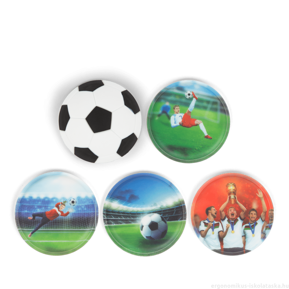 FUTBALL ERGOBAG MATRICÁK-KLETTIES, 5 DARABOS KÉSZLET minimag