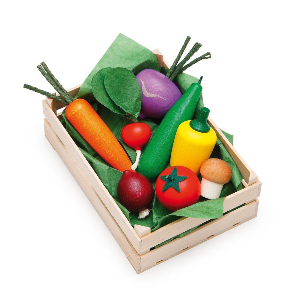 Erzi zöldség szett minimag