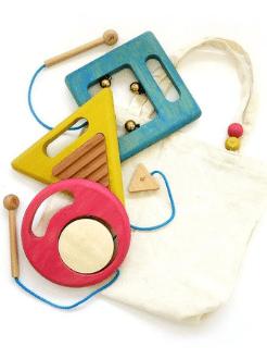 Gakki három hangszeres szett