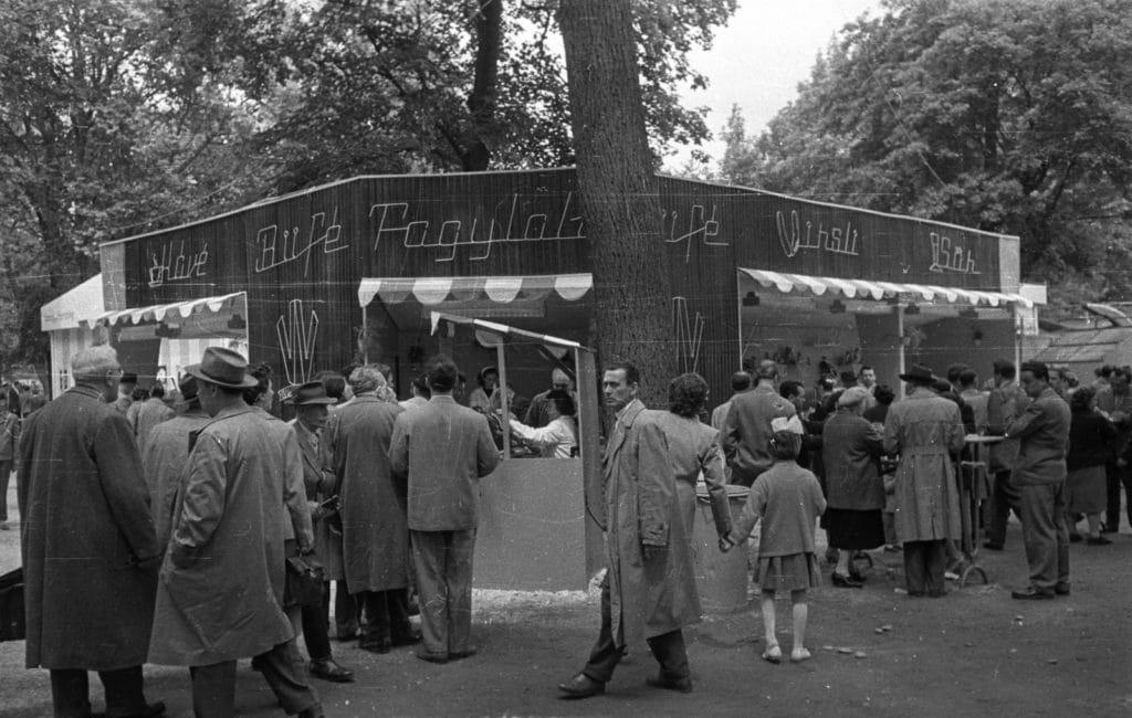 1960 büfé