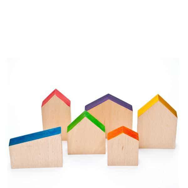 Grapat házak