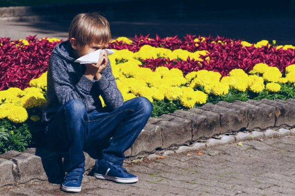 gyermek allergia minimag tünetek