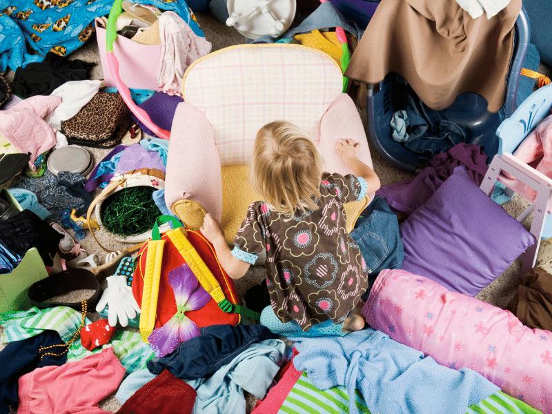 gyerekruha selejtezés káosz