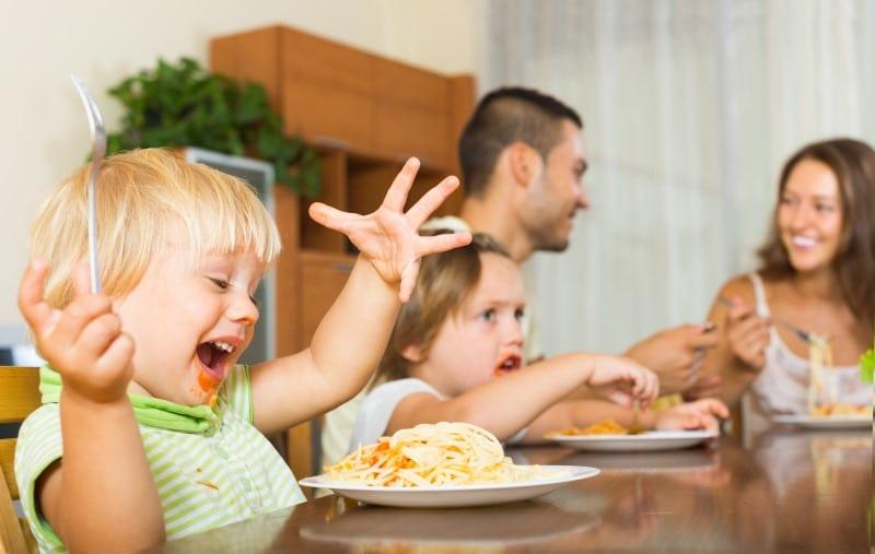 gyors, gyerek étel receptek a Minimagon.