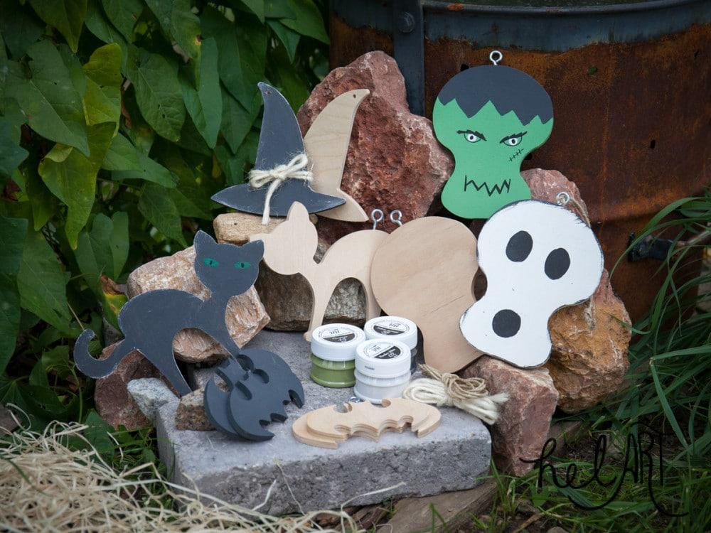 helart halloween kézműves pakkk