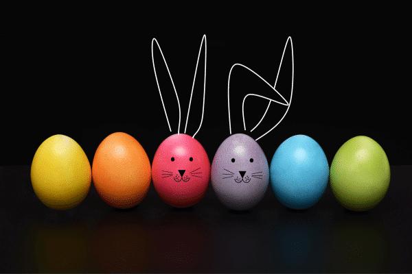 Húsvéti tojásfestés minimag
