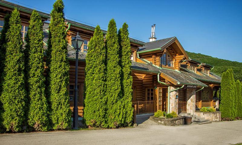Családbarát szálláshelyek sorozat - Szent Orbán erdei wellness hotel