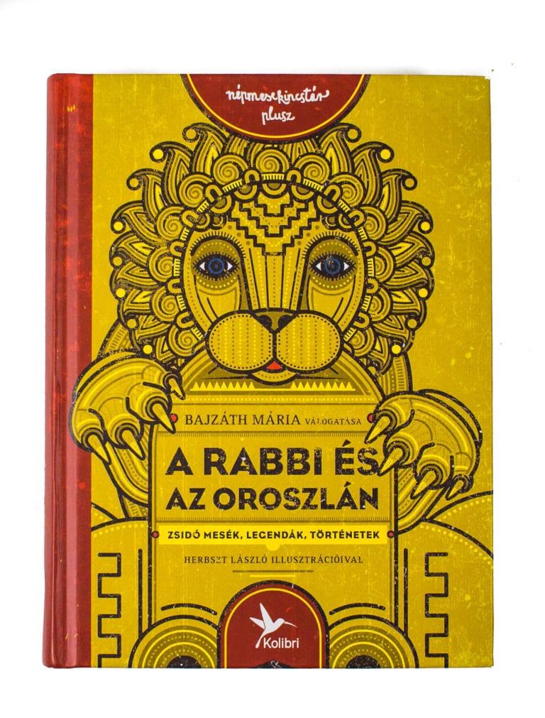 Bajzáth Mária: A rabbi és az oroszlán