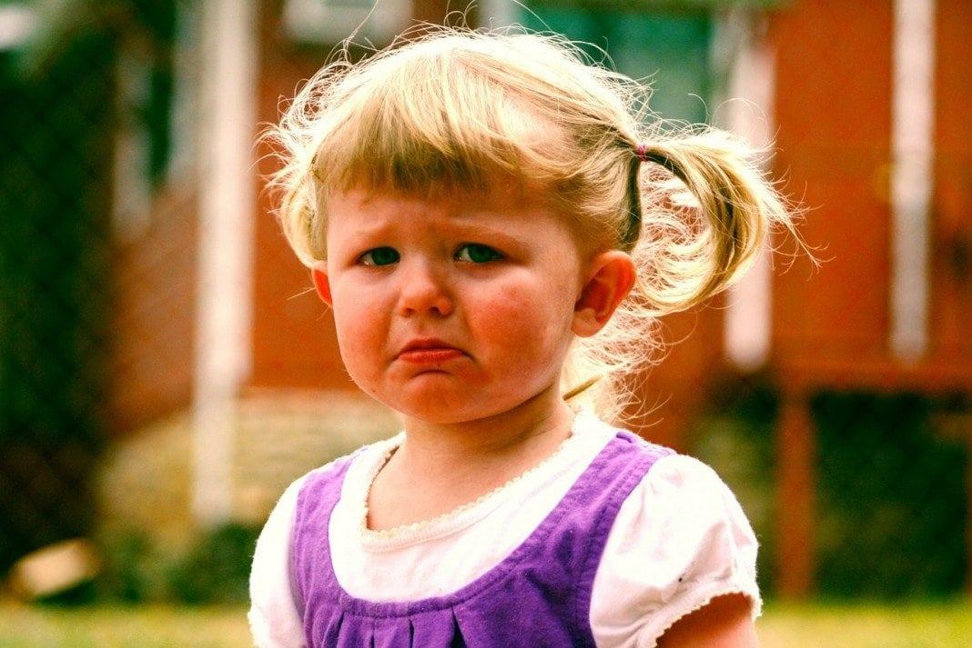 A piros tálat akarom! – A hiszti és a kisgyerekek irracionális viselkedése