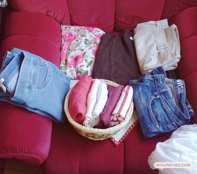 Öltözz 10 ruhadarabból 10 napig! – Avagy a 10×10 kihívás