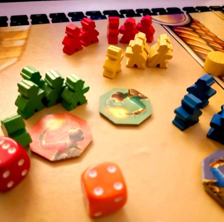 Játszik a család: Luxor
