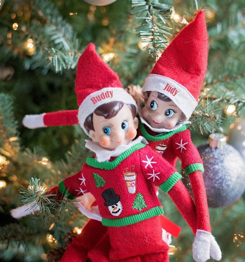 Elf on the Shelf – avagy