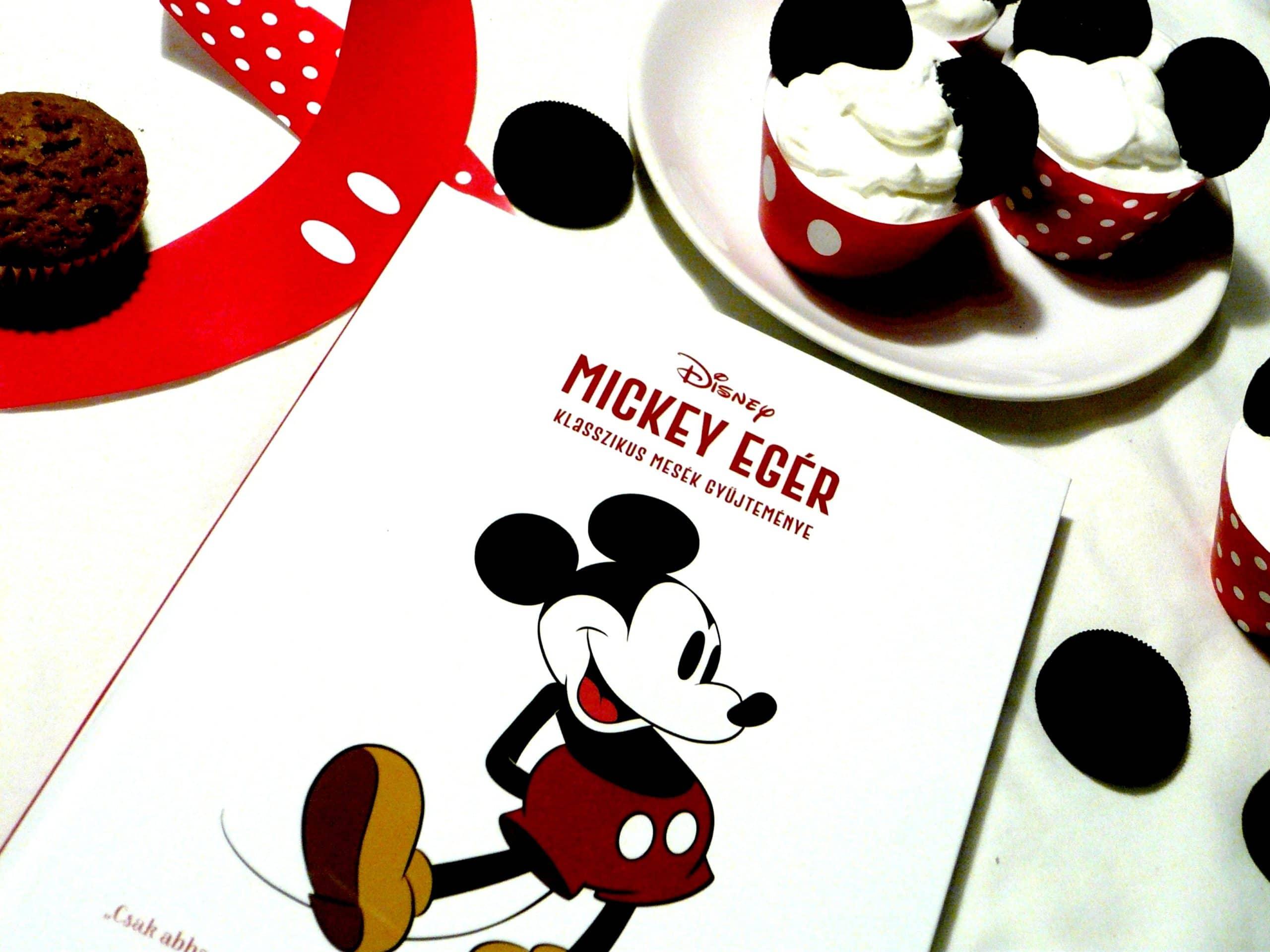 Disney – Mickey egér - Mickey és Minnie egér muffin