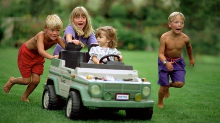Négy gyereket szülni nem kell félnetek jó lesz!