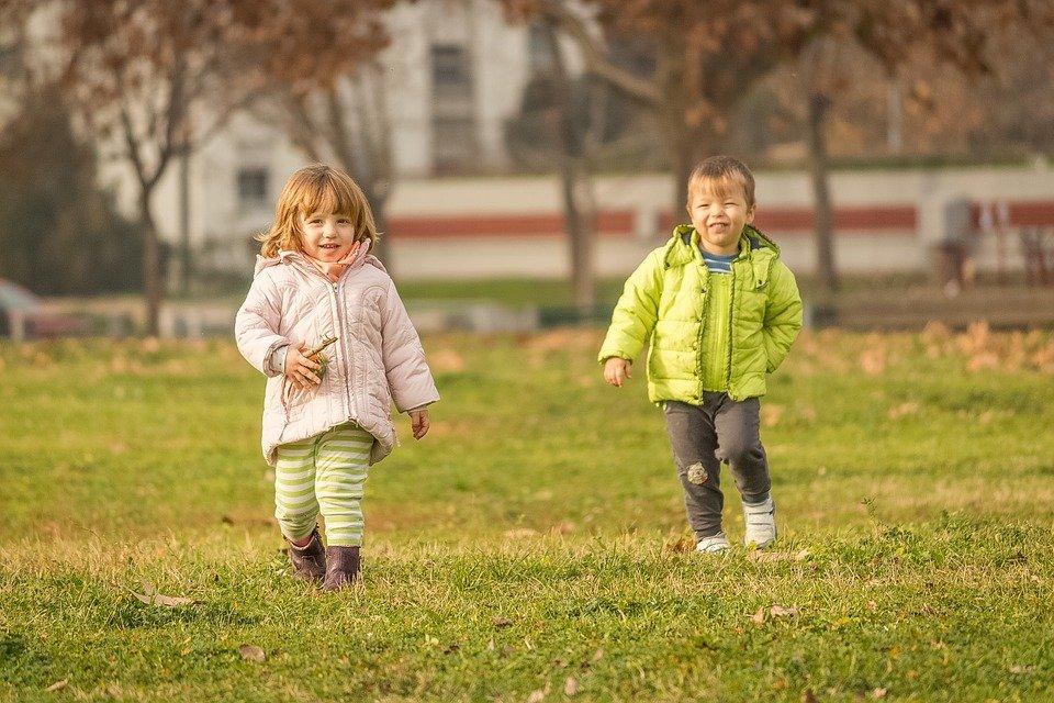 Húzós a séta egy kétévessel…