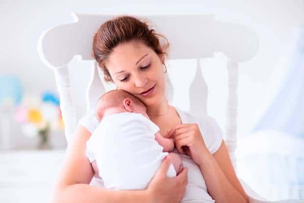 Állandóan kézben akar lenni kisbabád?