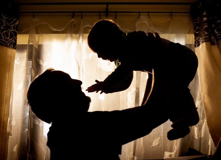 Ilyen apaként otthon maradni a babával
