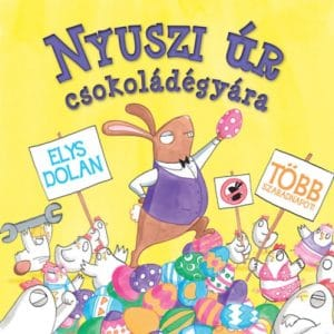 Nyuszi TOP 10 – íme a legjobb húsvéti gyerekkönyvek