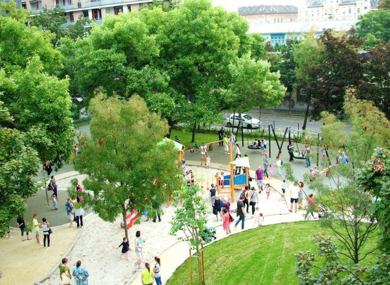 A budapesti passzív ovi Európában is egyedülálló