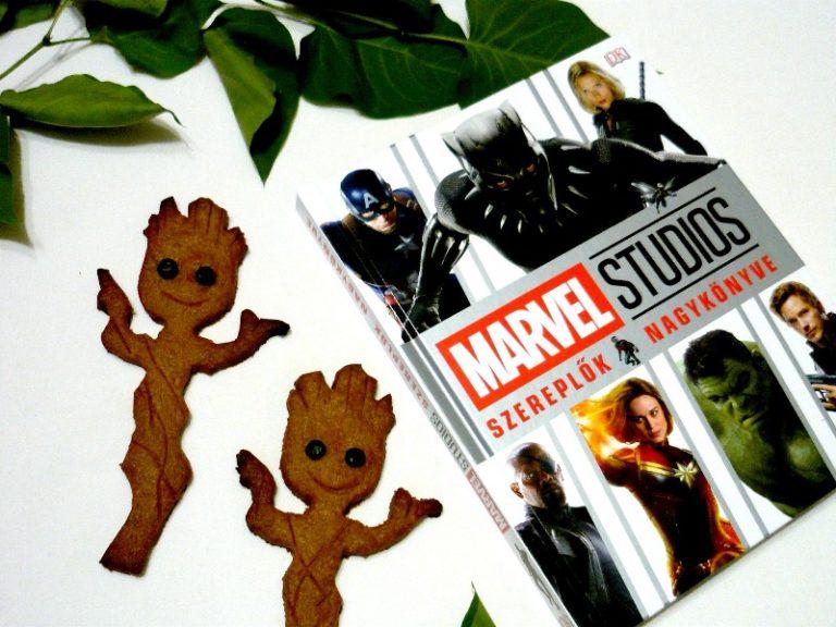 Adam Bray: Marvel Studios – Szereplők nagykönyve - Kakaós Kicsi Groot keksz