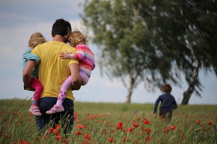 Apák és a gyereknevelés
