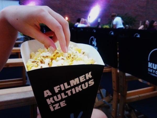 Beszámoló: KULTIK Sky Cinema megnyitóján jártunk