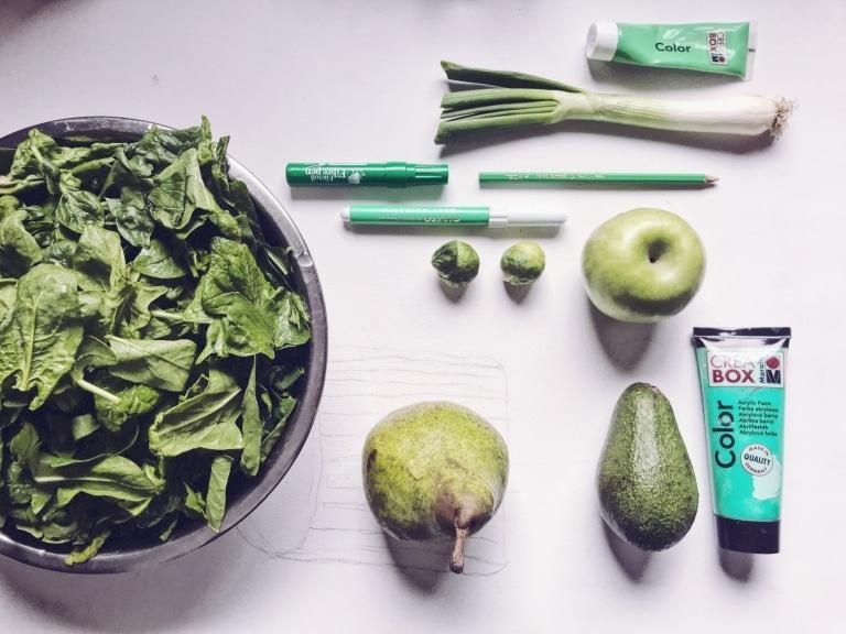 zöldre nevelés