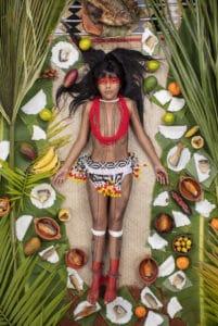 Elgondolkodtató fotók: mit esznek a gyerekek a föld körül?