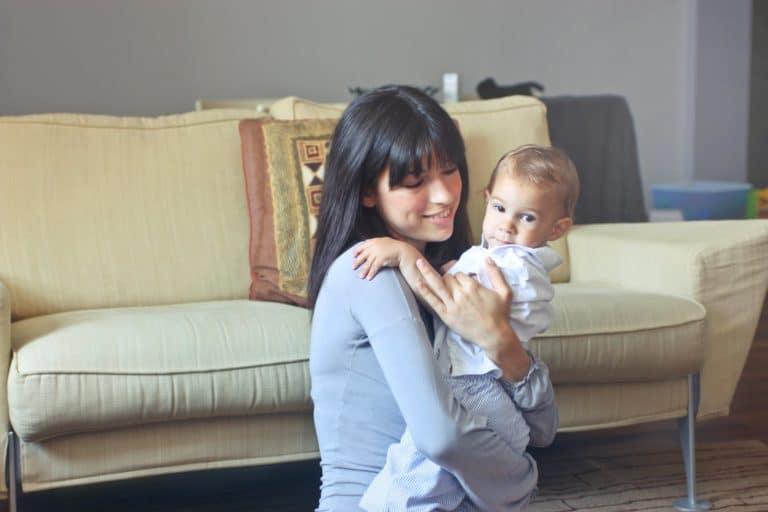 Háztartási teendők kontra gyereknevelés - Hol az egyensúly?