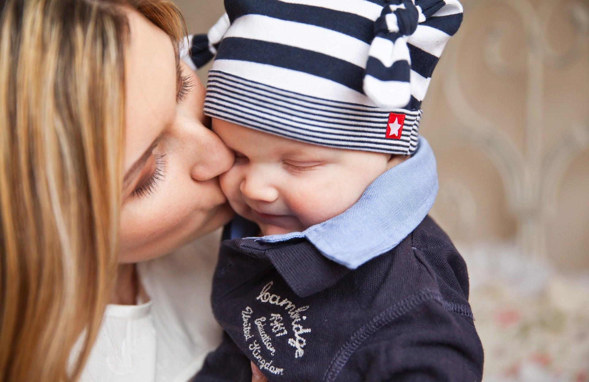 Amikor az anyaság szívás