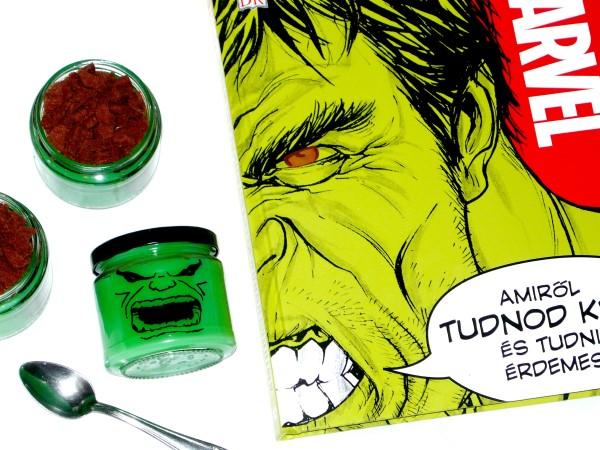 Adam Bray: Marvel – Amiről tudnod kell és tudni érdemes - Hulk puding