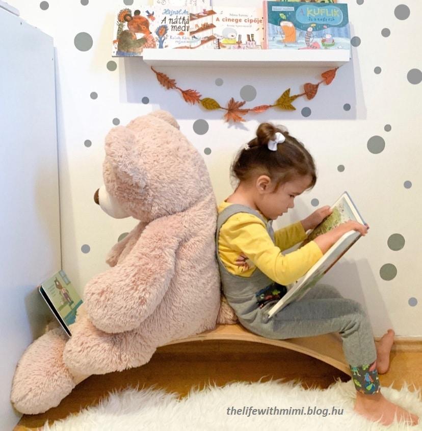 Őszi könyvajánló óvodás gyerekek könyvespolcára
