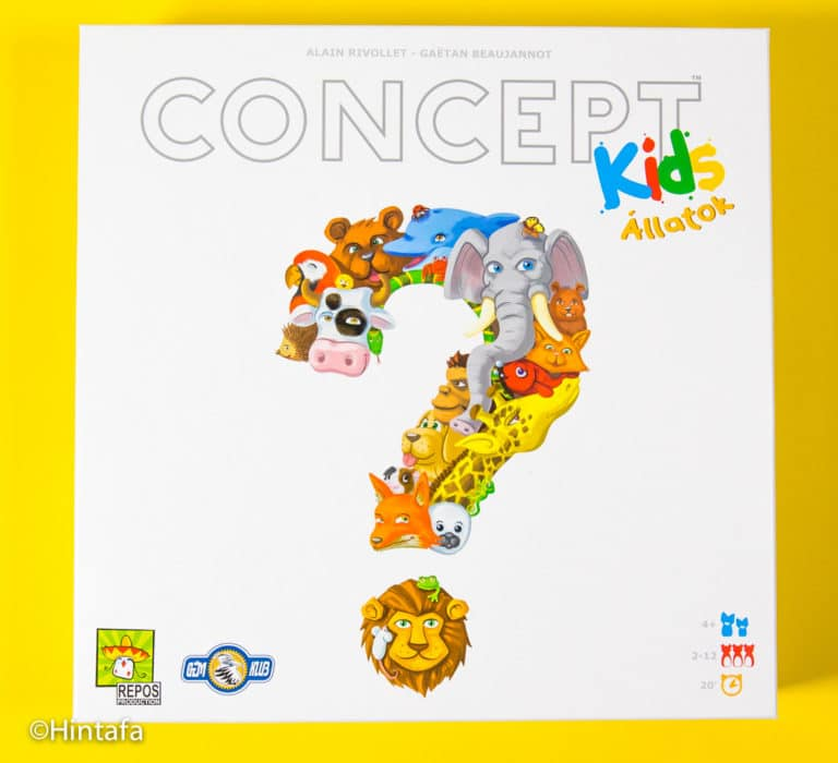 Concept kids -Állatok