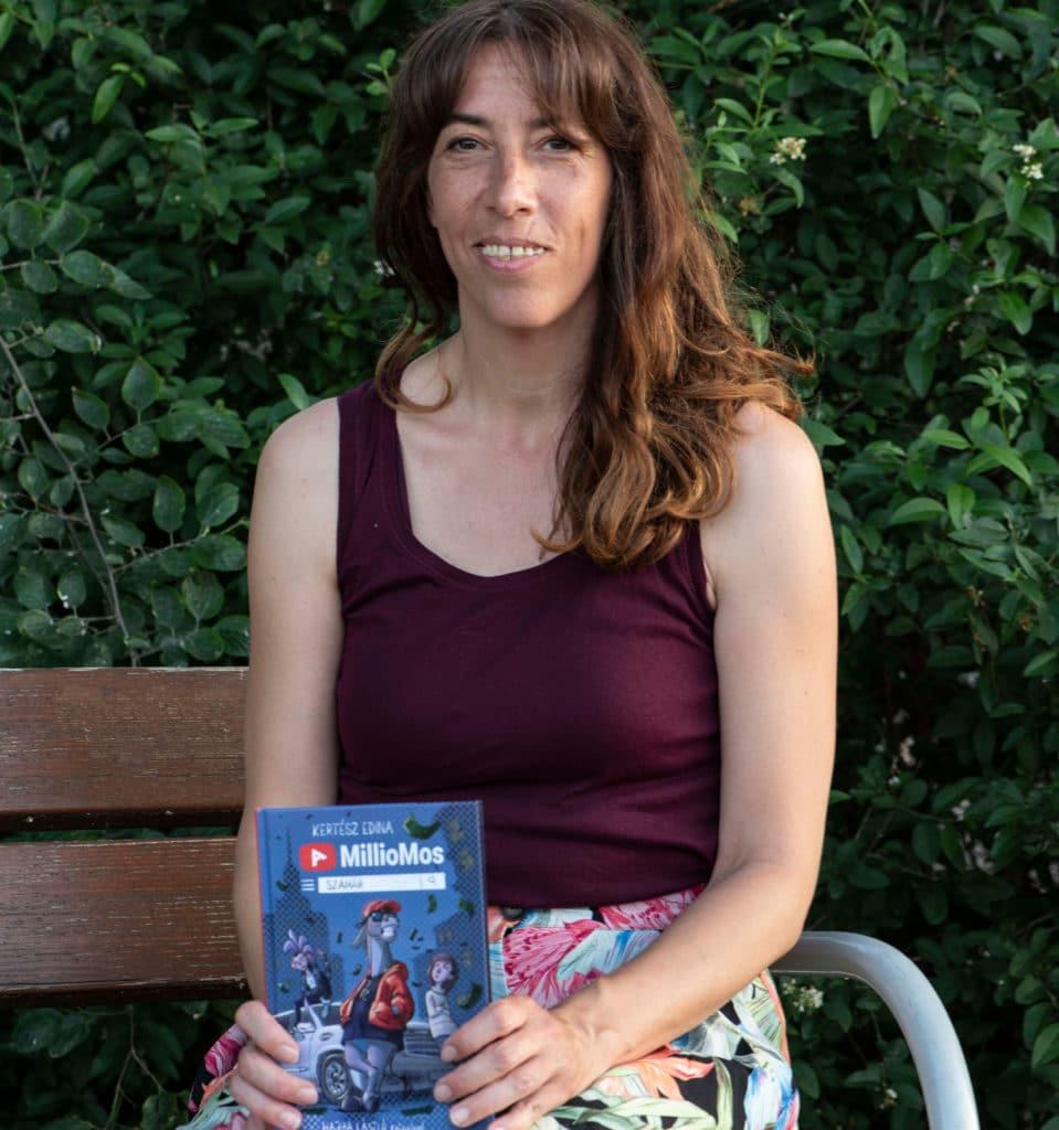 Kertész Edina: ha eltiltom a gyerekeket a kütyüktől