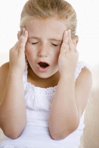 Gyermekem gyakran beteg