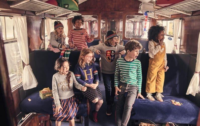 Mini Boden Harry Potter kollekció- Divat gyerekeknek