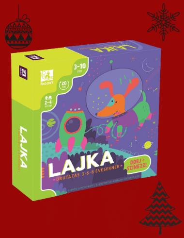 Lajka – Űrutazás 3-5-8 éveseknek