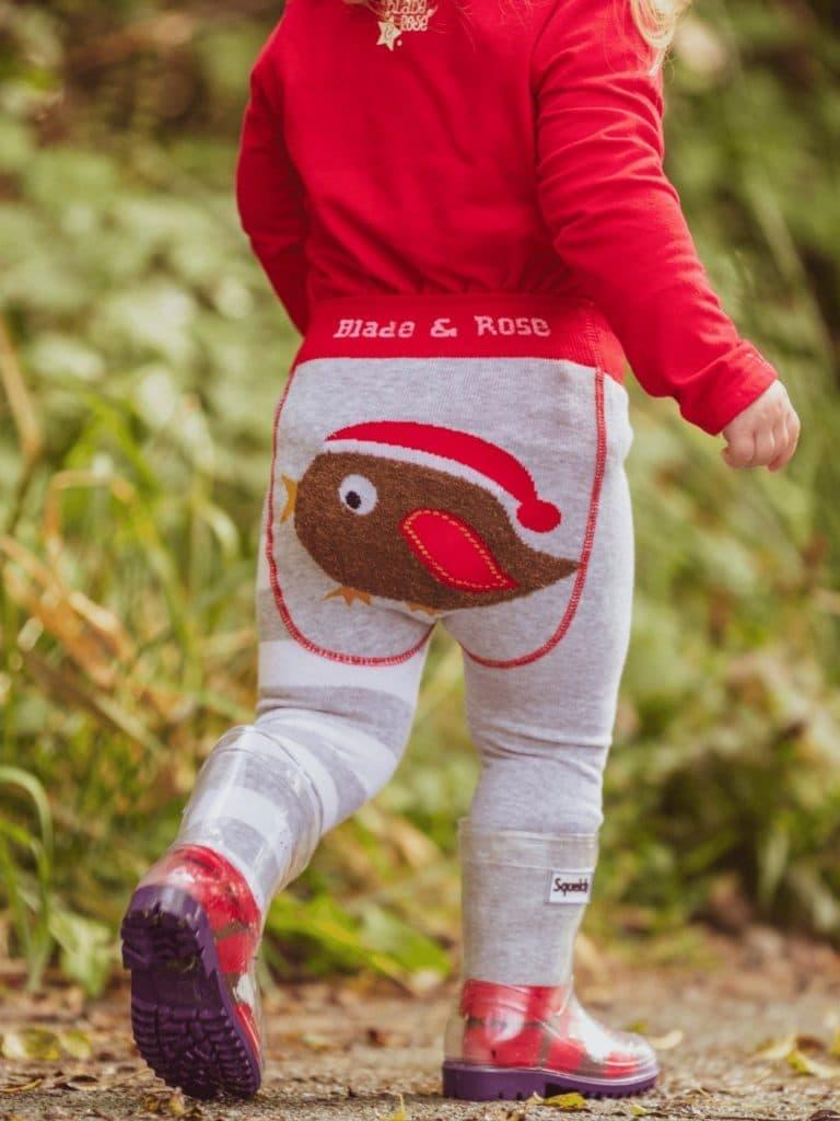 Madaras gyerek leggings