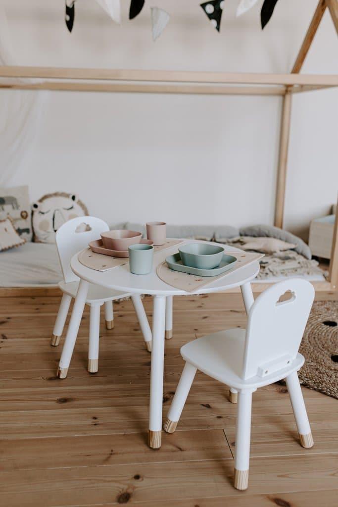Asztal+Szék szett