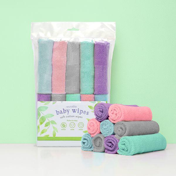 mosható törlőkendő 10 db