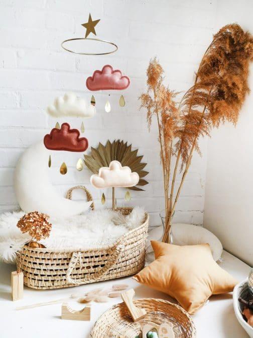 Őszi gyerekszoba dekoració