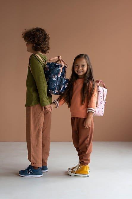 párducos gyerek hátizsák minimag